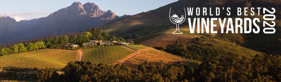 Delaire en Viu Manent in top 50 World's Best Vineyards