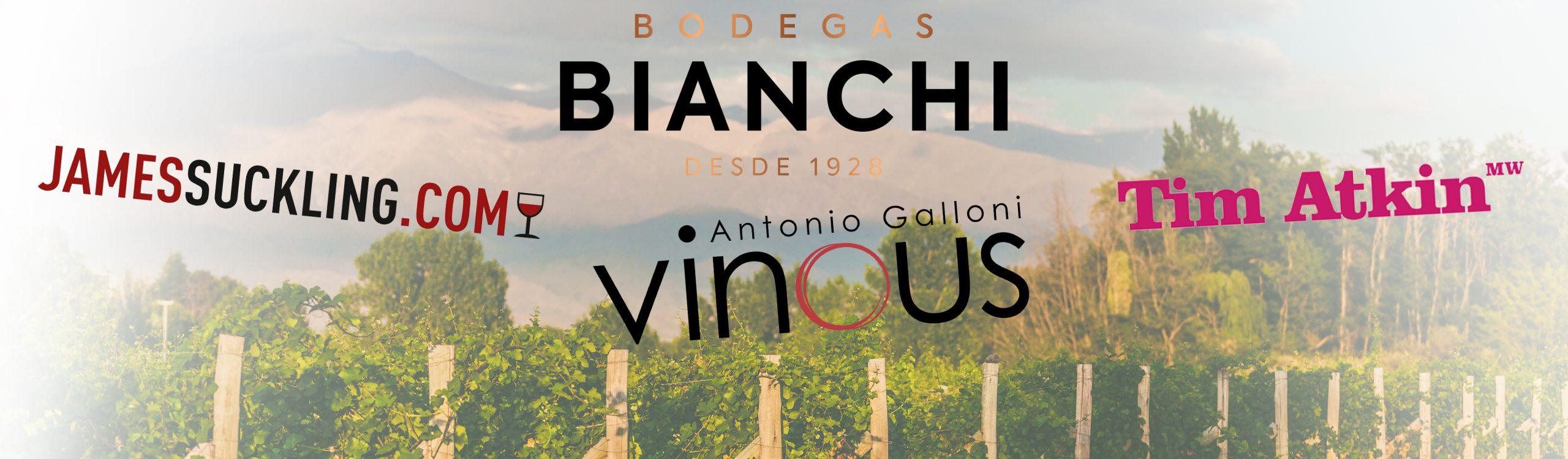 Bodegas Bianchi valt in de prijzen