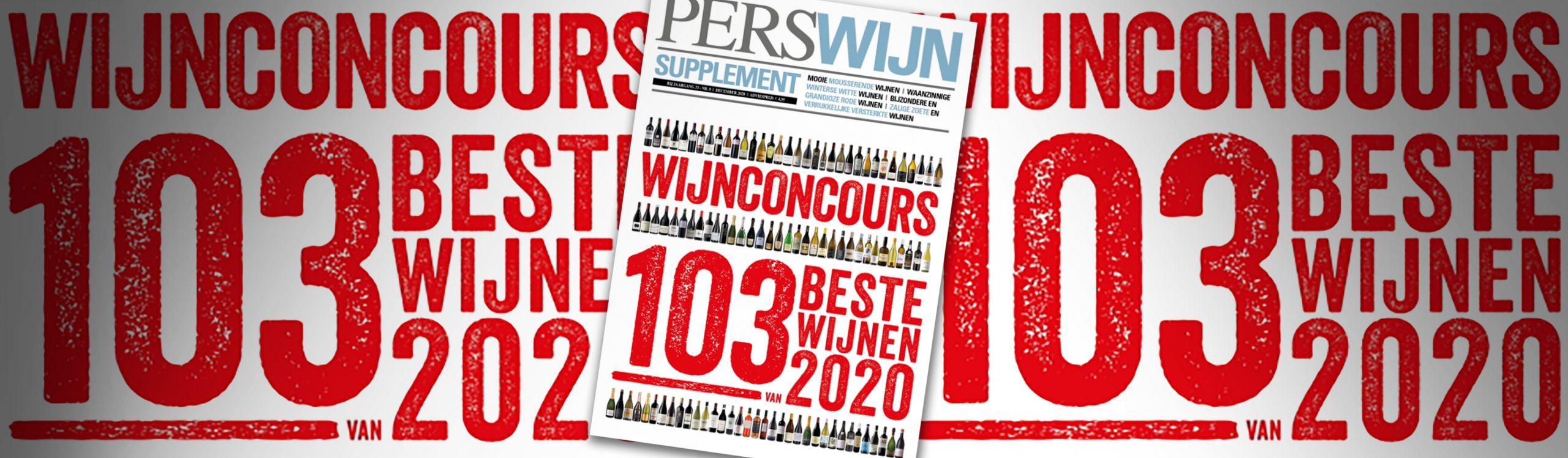 Delamotte & Taylor's winnaars Perswijn Wijnconcours 2020