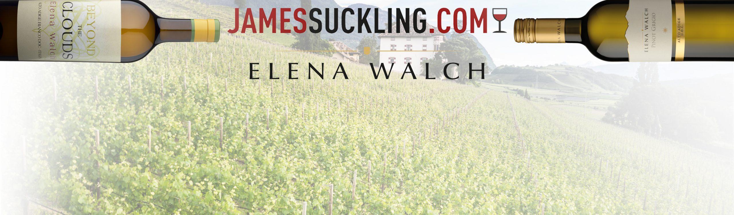 Hoge scores James Suckling voor Elena Walch